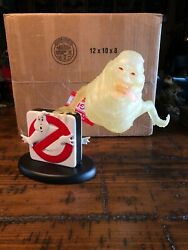 Ghostbusters 25th Anniversary Limited Edition Slimer Bust Used / Minor Damage