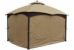 10'x12' Instant Canopy Gazebo Pop Up Outdoor Tailgate Bbq Party Tent Sun Shelter