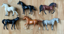 Vintage Breyer 5650 G1 From 1994-1995 Complete Saddle Club Collection Plus One