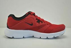 Nike Flex Experience 3 Gs Running Shoes Red Black White 653701 600