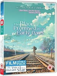 Place Promised In Our Early Days / Voices Of A Distant Star Twin Pack[region 2]
