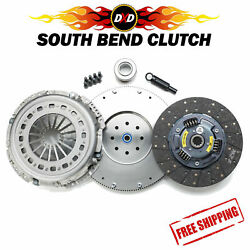SouthBend Stage2 HeavyDuty Organic Clutch For 94 04 Dodge Cummins NV4500 5 Speed $824.50