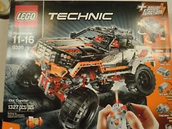 Lego 9398 Technic Power Functions Included 4x4 Crawler 1327 Pieces