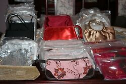 AVON Evening Bags Clutches Wristlet Different style and Color CHOOSE $3.99