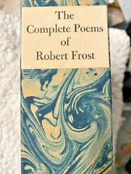 Limited Editions Club The Complete Poems Of Robert Frost Signed Limited