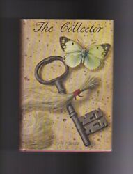 John Fowles-the Collector-first U.s. Edition-1963