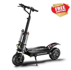 Electric Scooter 60v 5400w 42ah Dual Motor Off-road Max Speed 110km/h 11inch