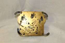 Antique Clock Movement , English , Markes , Westminster Chimes ,30 Day