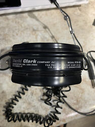 David Clark Model H10-50 Aviation Headset With Gel Ear Covers