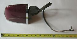 1954 1955 Cadillac Lh Tail Light Gas Door Housing 5942122 54 55 56 Used Orig