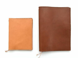 Hobonichi Techo Cover Personal Organiser Notebook Cover Stare Soft Leather Japan AU $71.95
