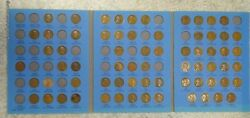 68 Coin Set 1909-1940 Lincoln Wheat Penny Cent - Early Dates Collection  287