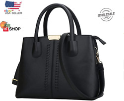 Purses and Handbags for Women Top Handle Satchel Shoulder Ladies Crossbody Bags $20.79