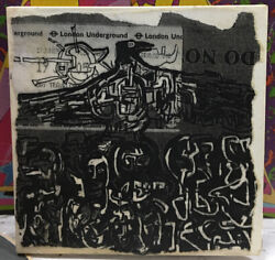 Oso Lonesome Tunnel Hum These Strong Arm Drones Limited Edition Cd W/insert