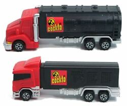 Cockta Pez Power Truck Set Of 2 - Limited Edition From Slovenia - Rare - Loose