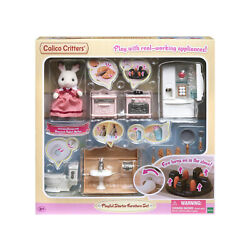 Calico Critters Playful Starter Furniture Set Cc1882 New In Stock
