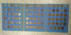 67 Coin Set 1909-1940 Lincoln Wheat Penny Cent - Early Dates Collection 301