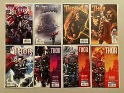 Thor + Journey Into Mystery Lot 22 Diff From 600-655 + Ann 8.0 Vf 3rd Series