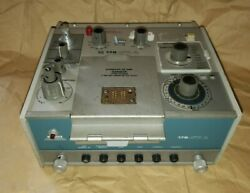 Tektronix 178 Linear Ic Test Fixture For The 577 Curve Tracer + Probes