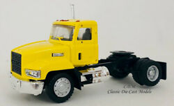 Mack 603 Day Cab Yellow Single Axle Tractor Ho 1/87 Scale Promotex 450010-yl