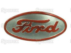 Front Hood Emblem For Ford 8n Tractor Cast Aluminum 8n16600a