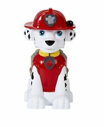 Nickelodeon Little Kids Paw Patrol Marshall Action Bubble Blower