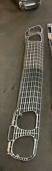 1963 Chevy Impala Conv Front Rechomed Grill Original