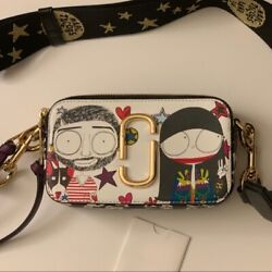 MARC JACOBS Strap Snapshot Small Camera Bag ANNA SUI Collaboration $189.97