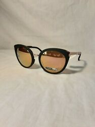 NWT Oakley Prizm Top Knot 0009434 0256 Rose Gold Polarized $82.00