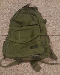 Tac Force Tactical Backpack Large 3 Day Assault Pack Ranger Green With Camelbak