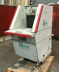 Welger Recycling Plastic And Paper Waste Management Baler / Type Rv 640