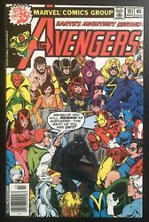 Avengers 181 First Printing Marvel Comic Book. 1st Appearance Of Antman