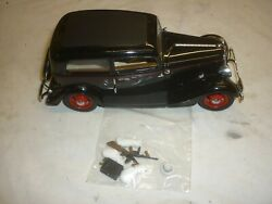 A Franklin Mint Scale Model Of A 1933 Ford Deluxe, John Dillinger, No Box