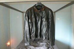 Claude Montana Leather -black- Large-new-the Best On The Planet Period