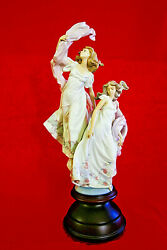Lladro 5819 Allegory Of Liberty Porcelain Figurine