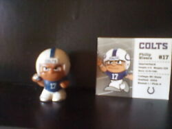 Nfl Teenymates And Profile Series 9 Colts Philip Rivers