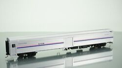 Walthers 1700 Series Baggage Car Amtrak Ph4 Ho Scale