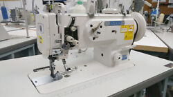 Thor Gc-1541s-srg Upholstery Sewing Machine W Speed Reducer And Swing Down Guide