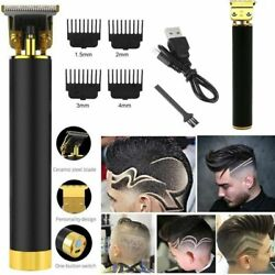 Professional Hair Trimmer Clippers Shaving Machine Cutting Beard Cordless Barber