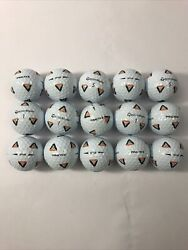 Rare New 15 Taylormade Tp5 Pix 2.0 Golf Balls Brand New Practice Great Deal