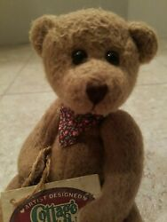 The Cottage Collectibles By Ganz Vintage 1995 Brad Bear - New With Tags