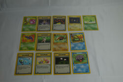 Pokemon TCG Misc First Edition Lot Fossil and Team Rocket $8.00