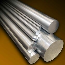 Grade 304 Stainless Steel Round Bar / Rod  Any Size Any Length