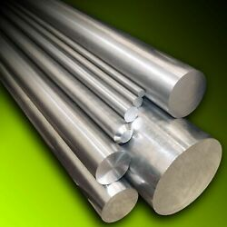 Grade 316 Stainless Steel Round Bar / Rod  Any Size Any Length