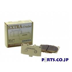 Dixcel Brake Pad Extracruise Ec Type Rear For Ncp13 Vitz 1.5 Rs