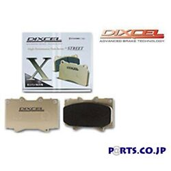 Dixcel Brake Pad X Type For Rear Including Lexus Is200t Ase30 F Sport