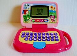 Leap Frog 19167 Learning Laptop for Kids Educational Toys Leaptop Pink ABC FUN $19.99