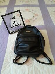 Stone amp;Company Leather Backpack Purse $25.00