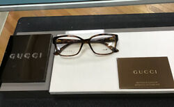Authentic Gucci Glasses Frame GG3627 791 52 15 135 With Warranty Card $269.99