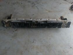 1978-80 Chevy Monte Carlo Rear Bumper Support With Insert Hinges For Bumper